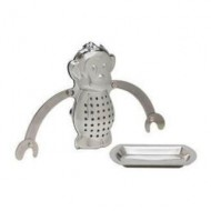 Individual Teacup Infuser: Monkey