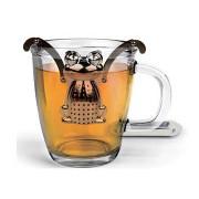 Individual Teacup Infuser: Frog
