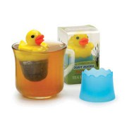 Floating Rubber Duck Tea Infuser