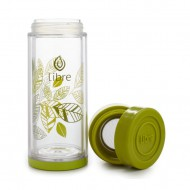 Lively Leaves Travel Mug – Lime (14 oz)