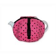 HOB Styled Tea Cozy – Pink Polka Dot