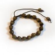 Eucalyptus Seed Prayer Bracelet