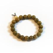 """""""Bodhi Root"""" Buri Palm Nut Prayer Beads"""