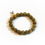 """Bodhi Root"" Buri Palm Nut Prayer Beads"