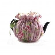 Wrapping Tea Cozy (2-cup) – English Rose Lavender