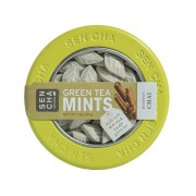 Bombay Chai Green Tea Mints (1.2 oz canister)