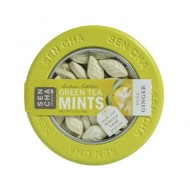 Yuzu Ginger Green Tea Mints (1.2 oz canister)