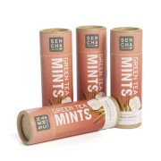 Cardamom Cinnamon Green Tea Mints (1 oz tube)
