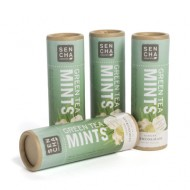 Ginger Lemongrass Green Tea Mints (1 oz tube)