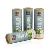 Sage Peppermint Green Tea Mints (1 oz tube)