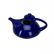 Athena Teapot ~ Cobalt Blue