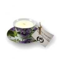 Cindy Libby Tea Cup Candle
