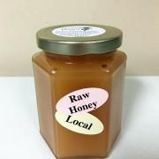 Local Raw Honey – 12 oz.