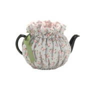 Wrapping Tea Cozy (2-cup) – Baby Blue Roses