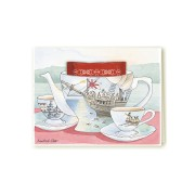 Greeting Card – Boston Tea Party