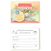 Greeting Card – Baby Shower Invitation