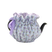 Wrapping Tea Cozy (6-cup) – Baby Mauve Rose