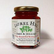 Creamy Bountiful Berries Tea Jelly