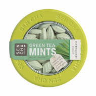 Lively Lemongrass Green Tea Mints (1.2 oz canister)