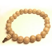 Camphor Wood Prayer Bracelet