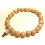 Camphor Wood Prayer Bracelet