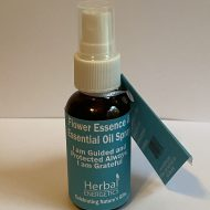 Flower Essence & Essential Oil Spray ~ Guided & Protected
