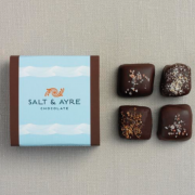Chocolate Covered Caramels (4 pieces)